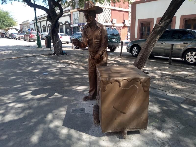Cero y van tres actos vandálicos contra El Paletero