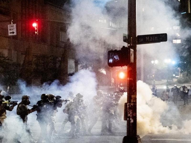 Vuelven protestas raciales en Estados Unidos
