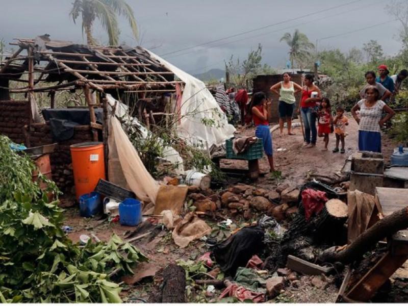 📹Willa deja inundaciones y pueblos incomunicados