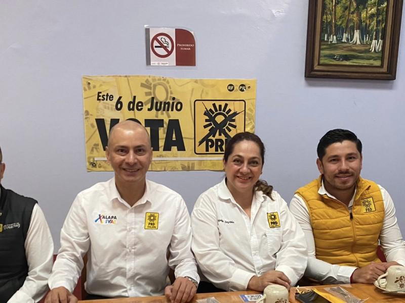 Xalapa debe tener un cabildo responsable: Meza Abud