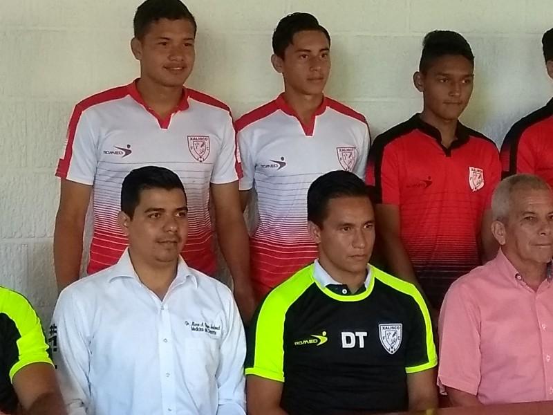 Xalisco FC presentó su nuevo proyecto