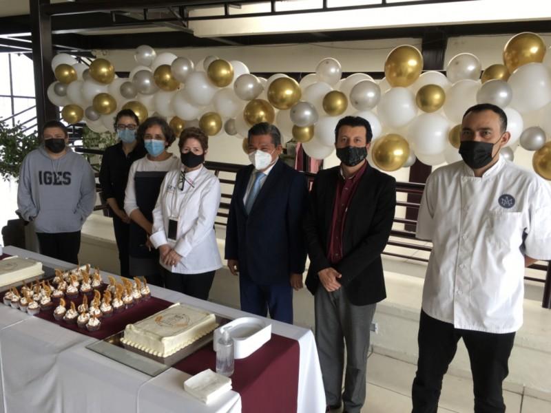 XXI Aniversario del Instituto Gastronómico de Estudios Superiores