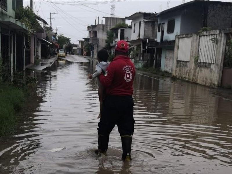 Y ahora se esperan lluvias torrenciales en Yucatán