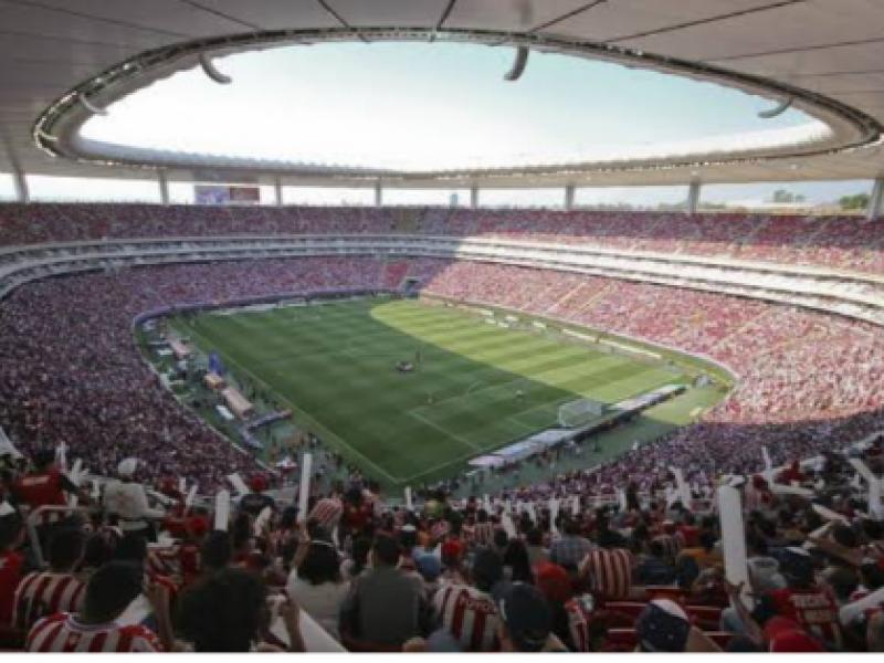 Ya hay fecha para reapertura de estadios en Jalisco