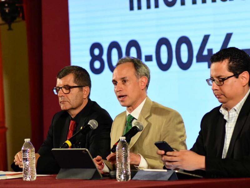 Ya son 12 casos confirmados del Covid-19 en México