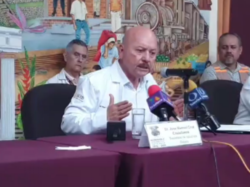 Ya son 25 casos por Covid-19 en Chiapas