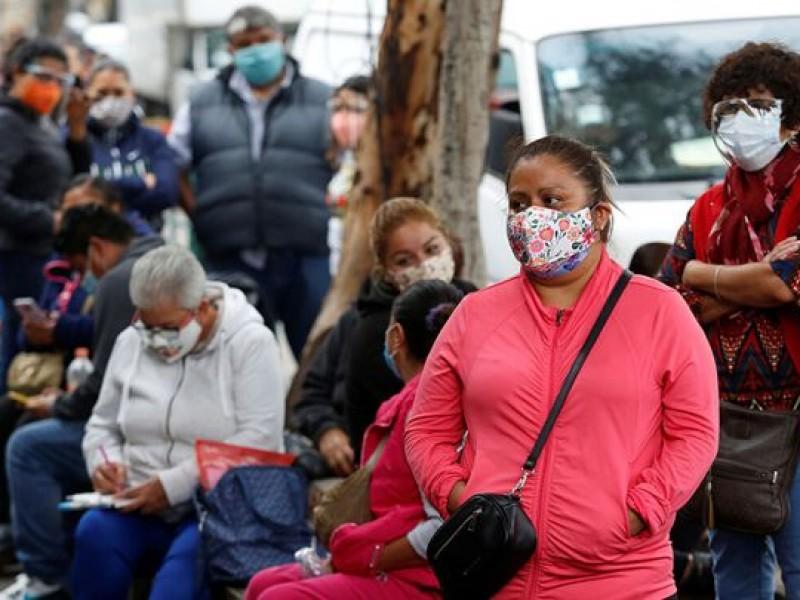 Ya son 274 mil 703 muertos por Covid-19 en México