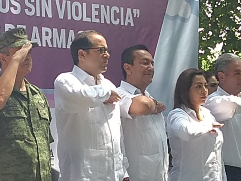 Ya trabajan en tema de feminicidios advierte gobernador