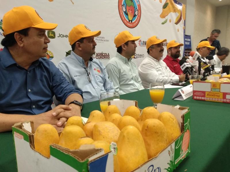 Ya viene primer festival del mango