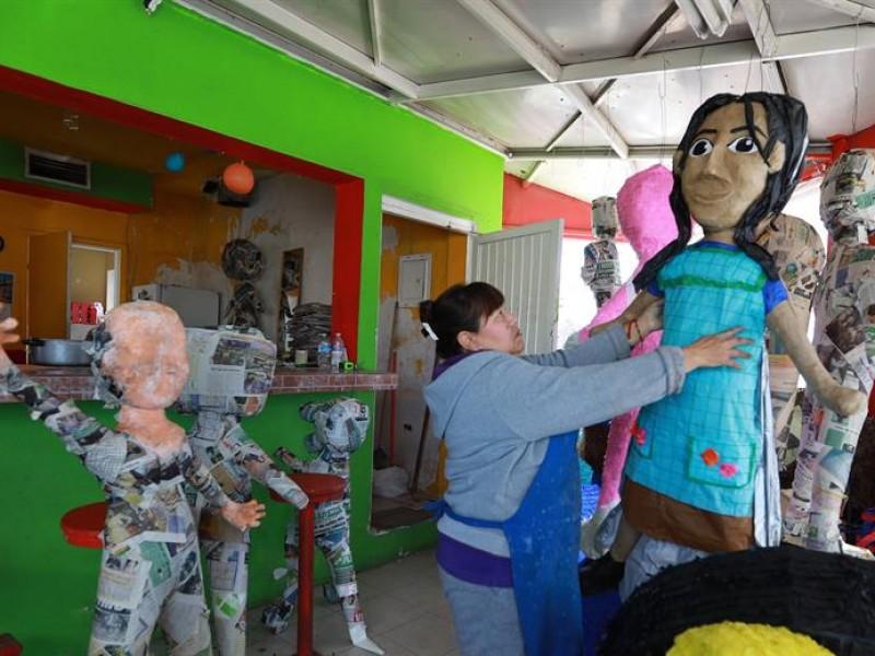 Yalitza Aparicio inspira una piñata