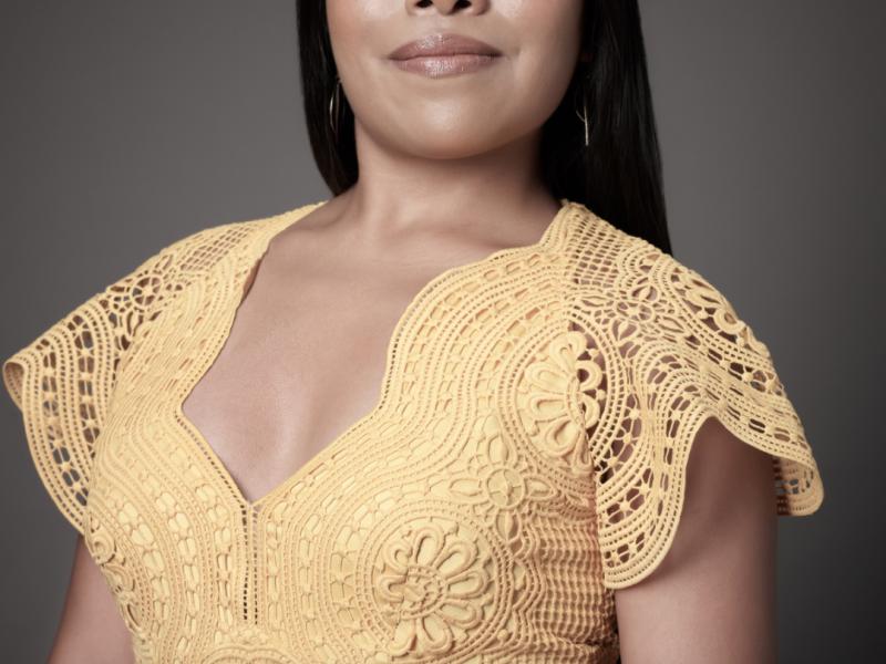 Yalitza Aparicio, voz de iniciativa #MujeresFantásticas