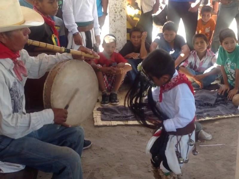 Yoremes celebran a San Juan
