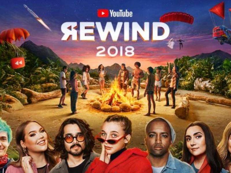 YouTube Rewind con 10 millones de dislikes