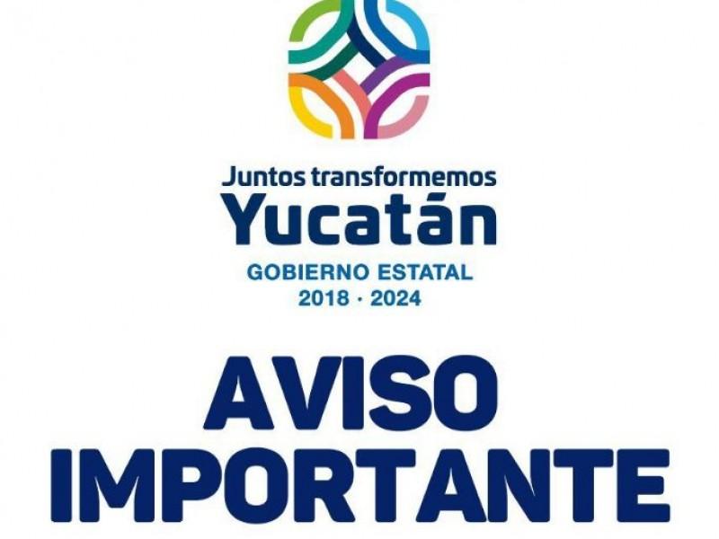 Yucatán anuncia sanciones para quien viole la sana distancia
