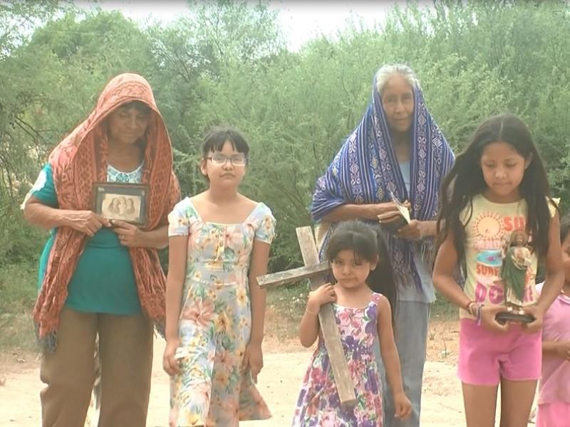 Yúkku conti: Un ritual ancestral yoreme en busca de lluvias