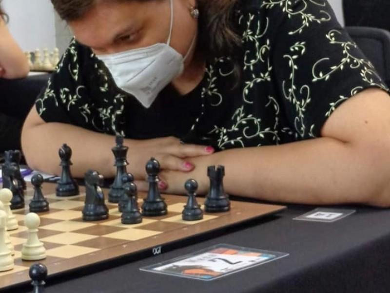Zacatecana  a la copa mundial de ajedrez