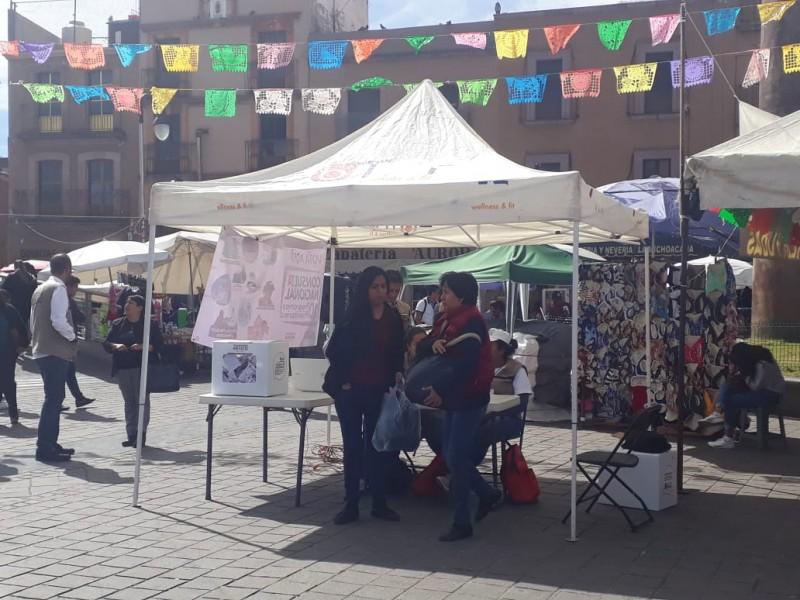 Zacatecanos cuestionan viabilidad del Tren Maya en consulta