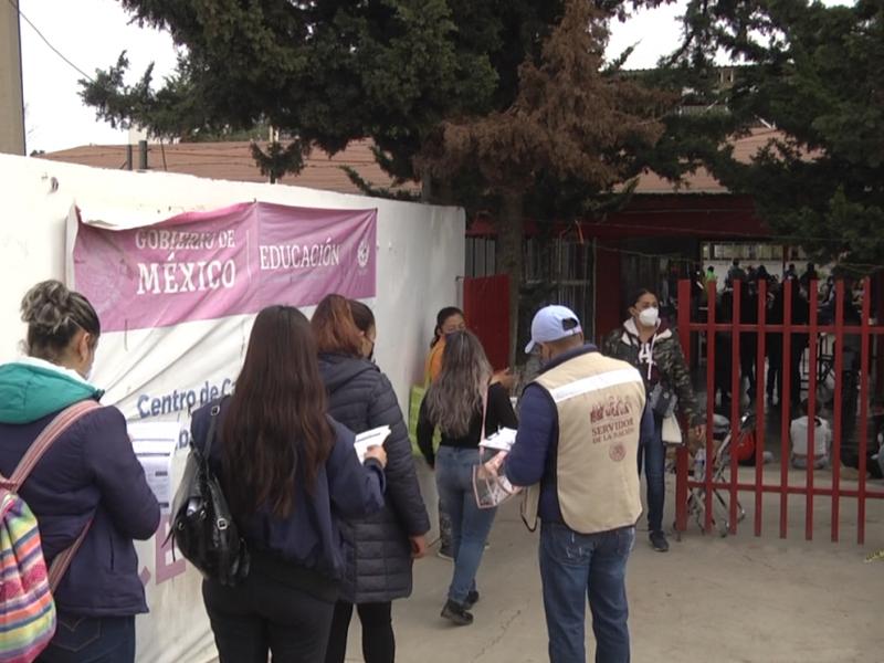 Zacatecanos de 30 a 39 años acuden a vacunación