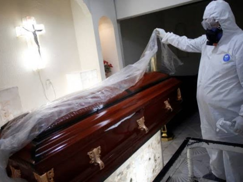 Zacatecas alcanza las 2,300 muertes por Covid-19