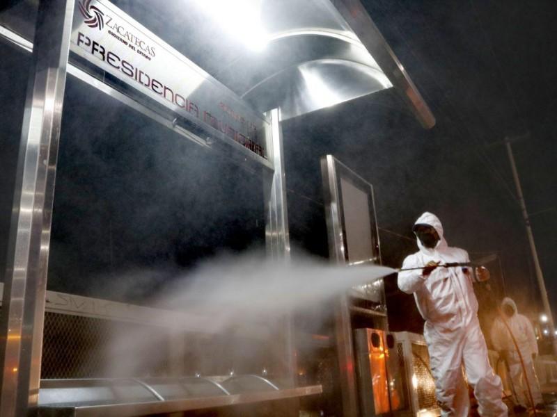 Zacatecas continuará en semáforo naranja, prevalece alto contagio