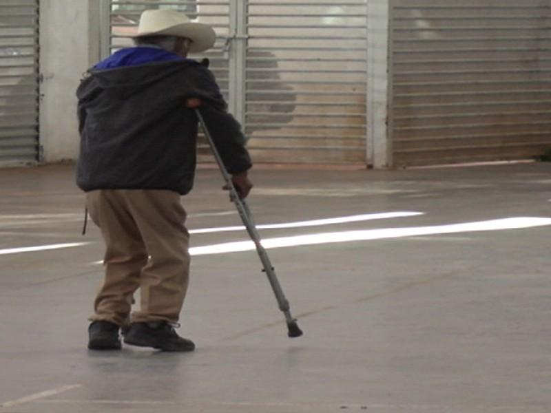 Zacatecas cuarto lugar en discapacidad a nivel nacional