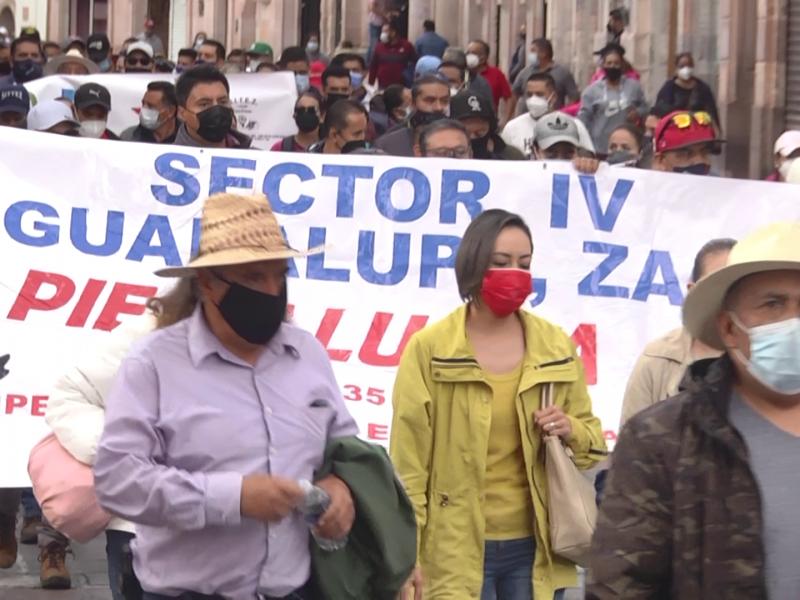 Zacatecas en quiebra por administraciones pasadas