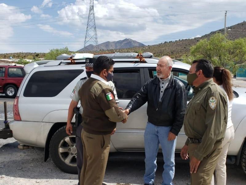 Zacatecas registra la vista de más de 13 mil paisanos.