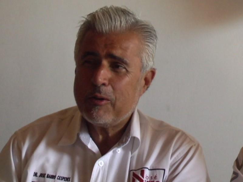 Zacatecas, sexto lugar en apoyo a AMLO: Narro