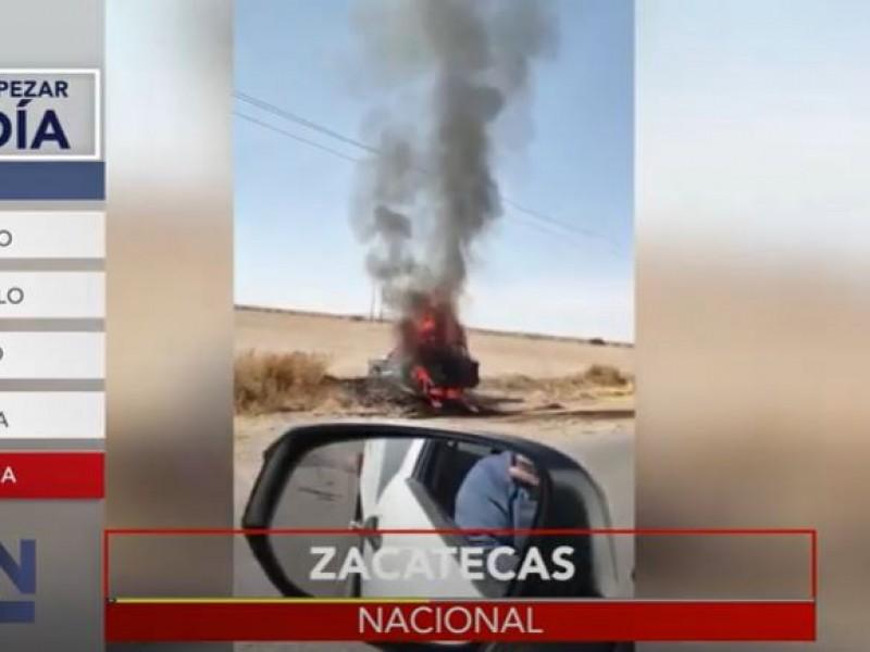 Zacatecas, zona cero de guerra entre CJNG y Cártel Sinaloa