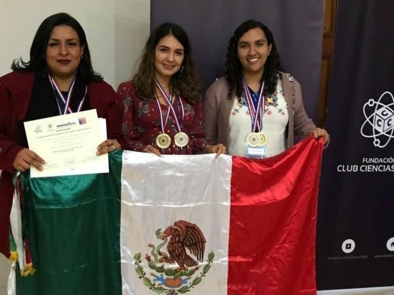 Zamoranas ganan oro en mundial de súper alimentos