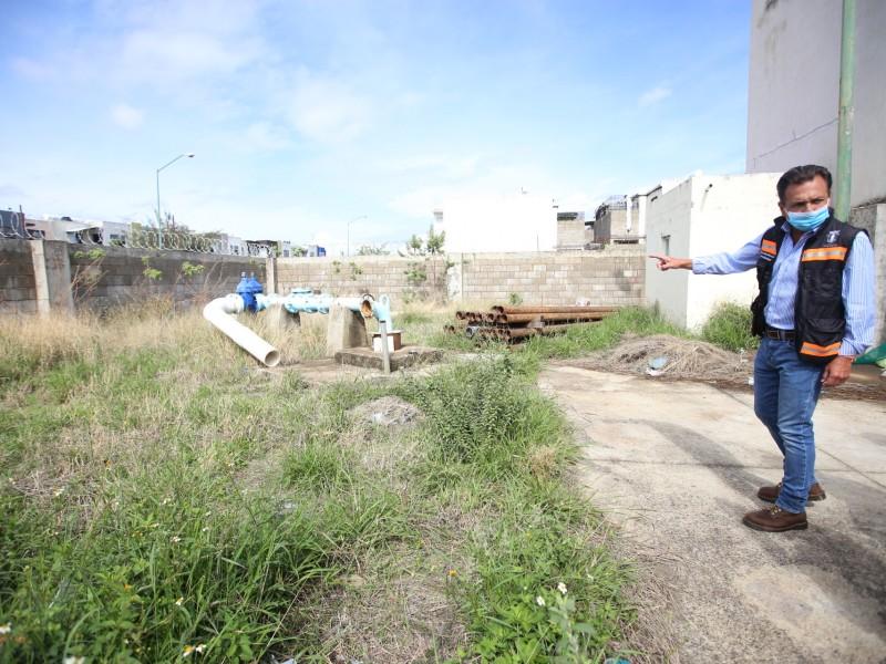 Zapopan asume servicio de agua en Valle de los Molinos