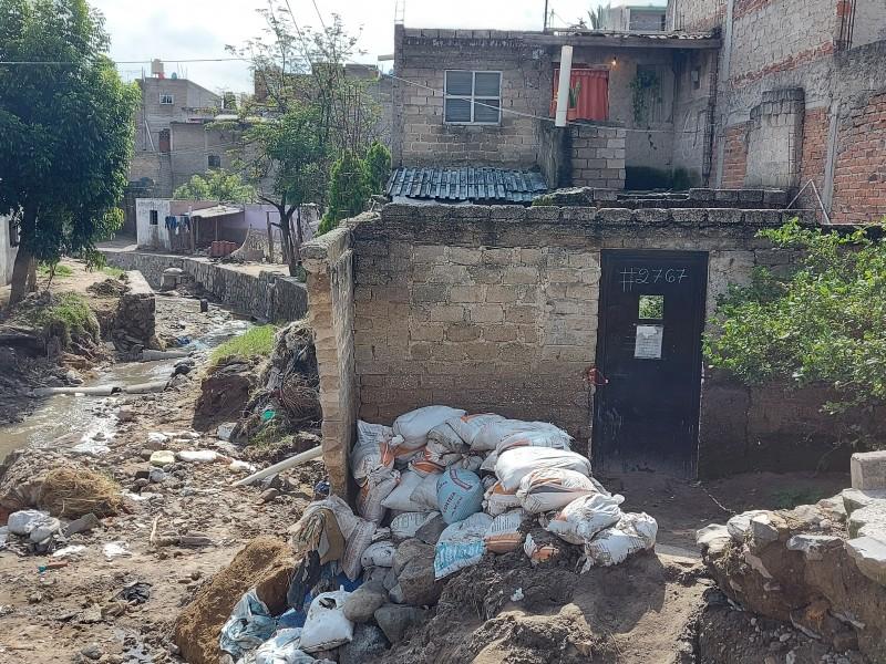 Zapopan destinará partida para afectados por inundaciones