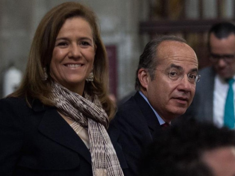 Zavala y Calderón regresarán al PAN