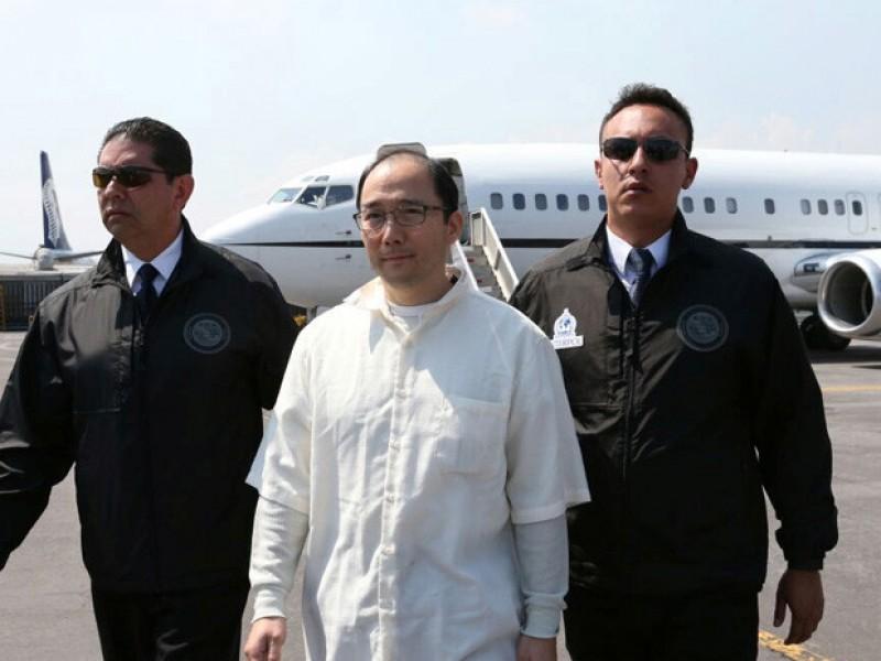 Zhenli Ye Gon busca amparo para evitar subasta