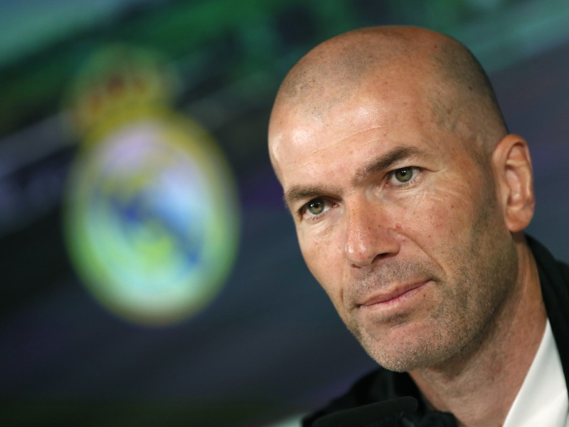Zinedine Zidane deja el banquillo del Real Madrid