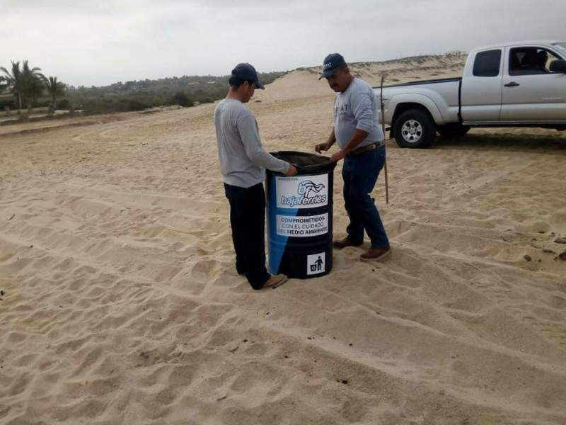 ZOFEMAT al 100% de su capacidad en playas