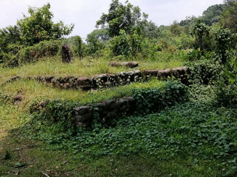 Zona arqueológica de Izapa en completo abandono; INAH omisa