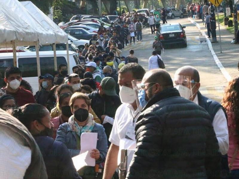 Zona metropolitana de Xalapa es de alto riesgo por COVID-19