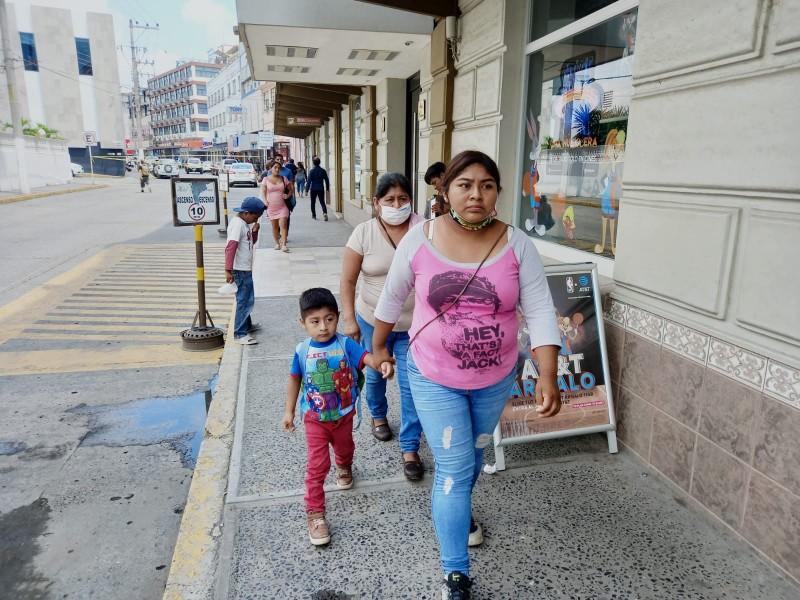 Zona Norte de Veracruz con incremento de casos Covid