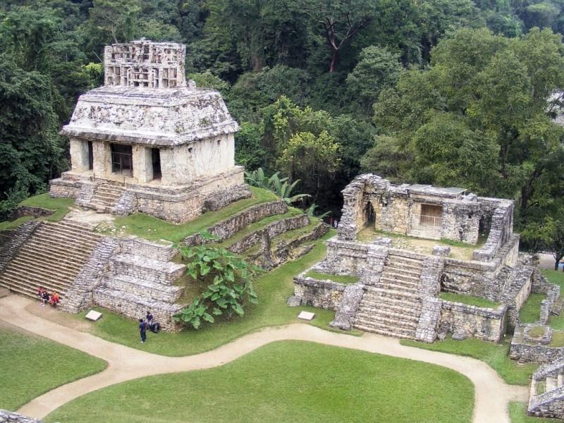 Zonas arqueológicas sin restricciones para recibir visitantes