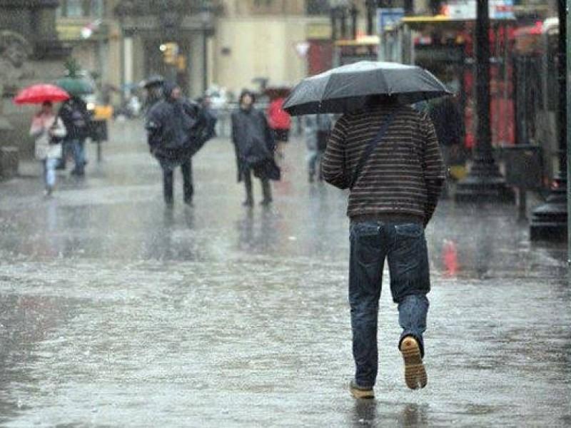 Zonas vulnerables durante temporada de lluvias en la capital